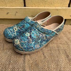 Sanita Clogs Multicolor Danish Comfort Shoes